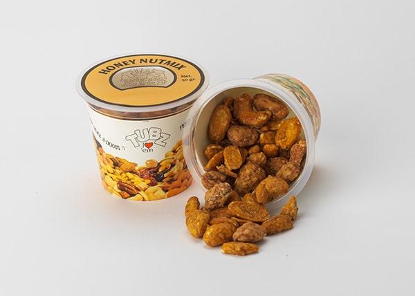 Tubz Tapas Honey Nutmix